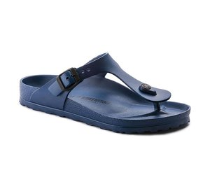 826adef9fe3 Birkenstock Gizeh EVA Navy Slippers Kids