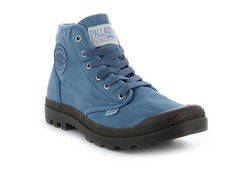Palladium Pampa High H Captain Blue Wandelschoenen Heren