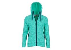 Life Line Piwi Green Hooded Fleece Jacket