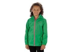 Regatta Kid Pack It III Island Green Regenjas