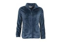 Life Line Pisona Petrol Fleece Jacket Dames