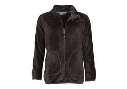 Life Line Pisona Dark Grey Fleece Jacket Dames