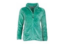 Life Line Pisona Green Fleece Jacket Dames