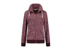 Life Line Frihet Bordeaux Fleece Jacket Dames