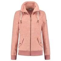 Frihet Peach Fleece Jacket Dames