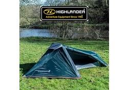 Highlander Blackthorn 1 Hunter Green Tent