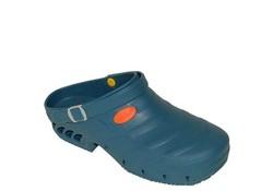 Sun Shoes Studium Blauw SEBS Clogs Uniseks
