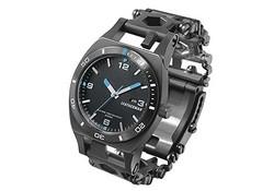 Leatherman Tread™ Tempo Black Horloge