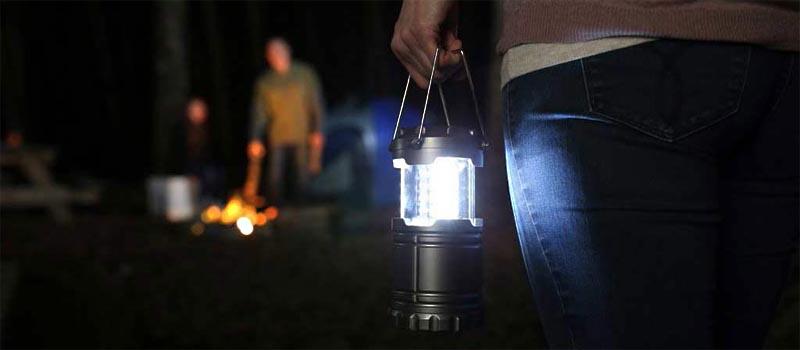 Kampeerlampen - BD STORE
