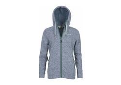 Life Line Piwi Petrol Hooded Fleece Jacket