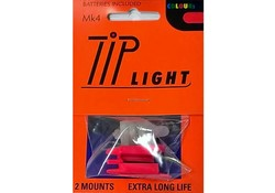 Midnight Moon Top Lampje Tip Light Rood