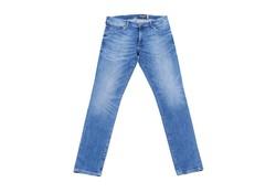 Wrangler Larston Far Green Jeans Heren