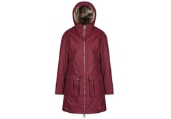 Regatta Romina Burgundy Winterjas Dames