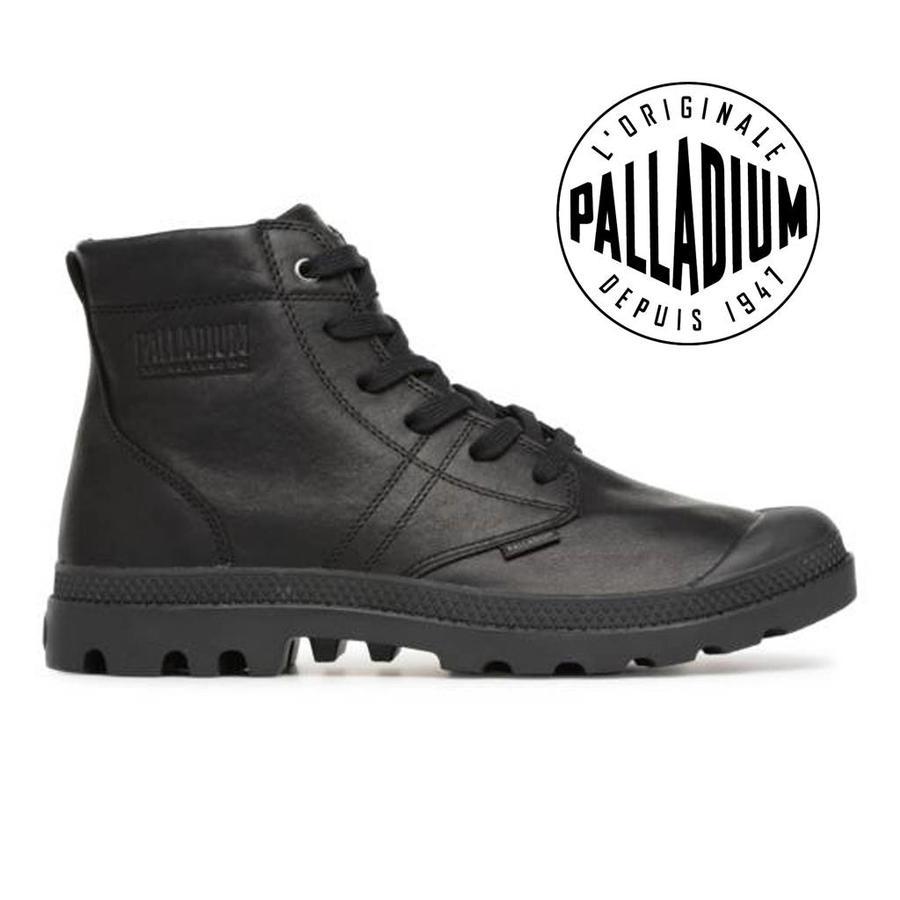 Pallabrouse Zwart Schoenen Heren