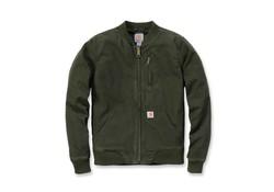 Carhartt Crawford Bomber Jacket Olive Dames