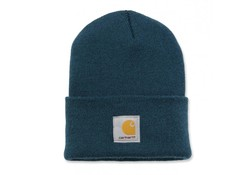 Carhartt Acrylic Watch Beanie Darkstream Uniseks