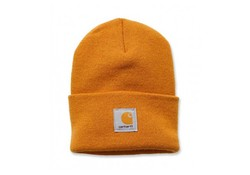 Carhartt Watch Hat Gold Muts Uniseks
