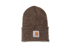 Carhartt Watch Hat Donker Bruin Sandstone Muts Uniseks