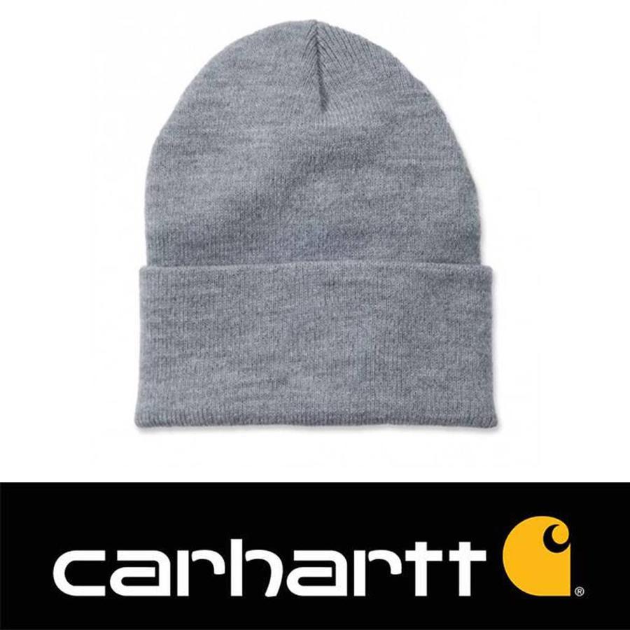 Watch Hat Heather Grey Muts
