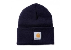 Carhartt Watch Hat Navy Muts Uniseks