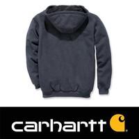 Sherpa-Lined Midweight Sweatshirt Carbon Heather Heren