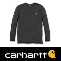 Force Extremes LS Black Heather Shirt Heren