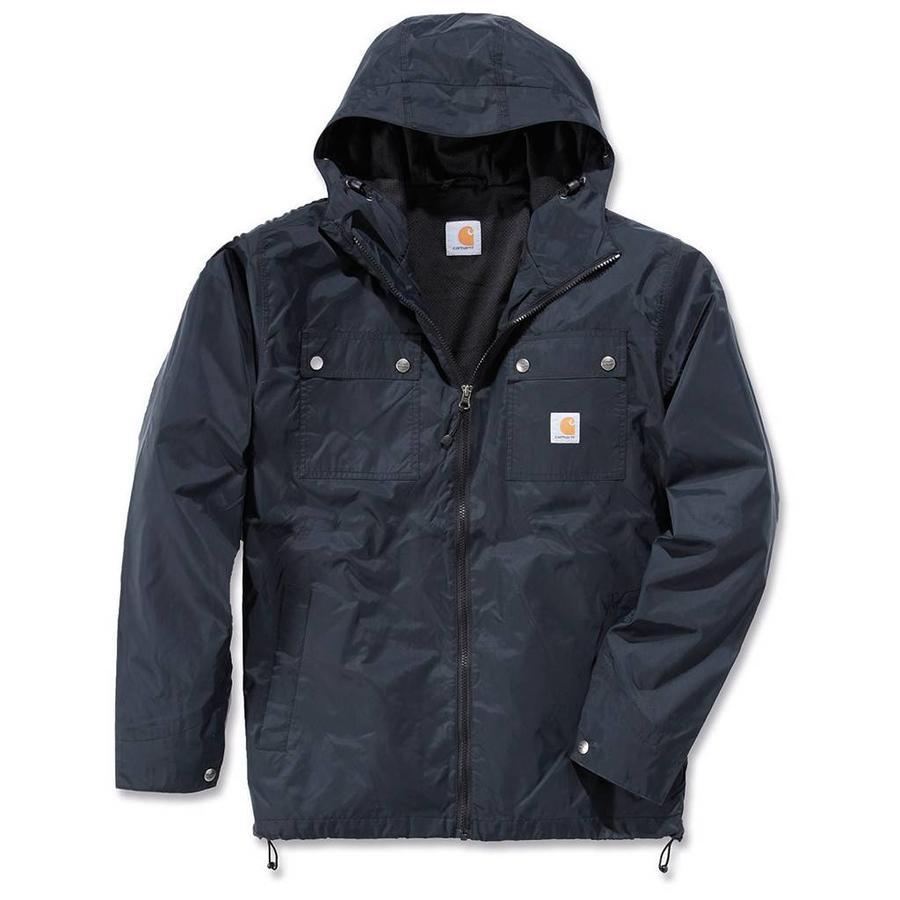 Rockford Jacket Zwart Jas Heren