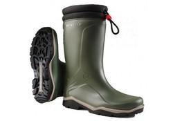 Dunlop K486061 Blizzard Groen Gevoerde Laarzen PVC Uniseks