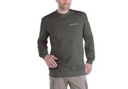 Carhartt Graphic Pullover Moss Heren