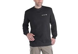 Carhartt Graphic Pullover Sweatshirt Zwart Heren