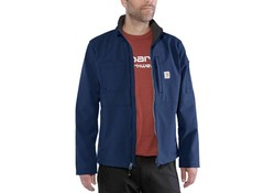 Carhartt Rough Cut Jacket Navy Heren