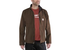 Carhartt Rough Cut Jacket Dark Coffee Winterjas Heren