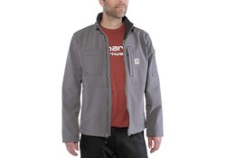 Carhartt Rough Cut Jacket Charcoal Heren