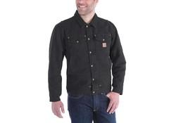 Carhartt Berwick Jacket Zwart Winterjas Heren