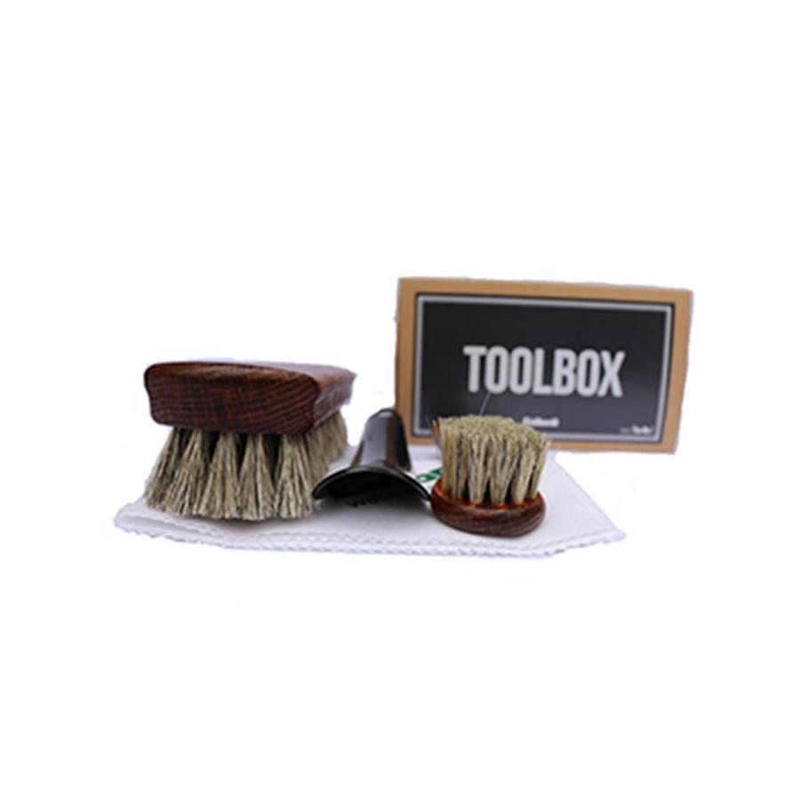 Toolbox Onderhoud Schoenen