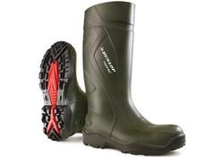 Dunlop C762933 Purofort+ Groen Werklaarzen S5 Uniseks
