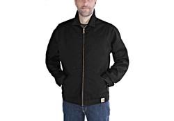 Carhartt Twill Work Black Jacket Heren