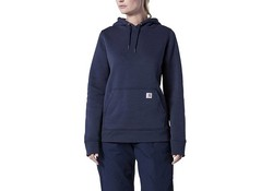 Carhartt Clarksburg Pullover Sweatshirt Navy Dames