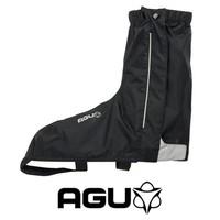 Bike Boots Reflection Zwart Short Regenoverschoenen