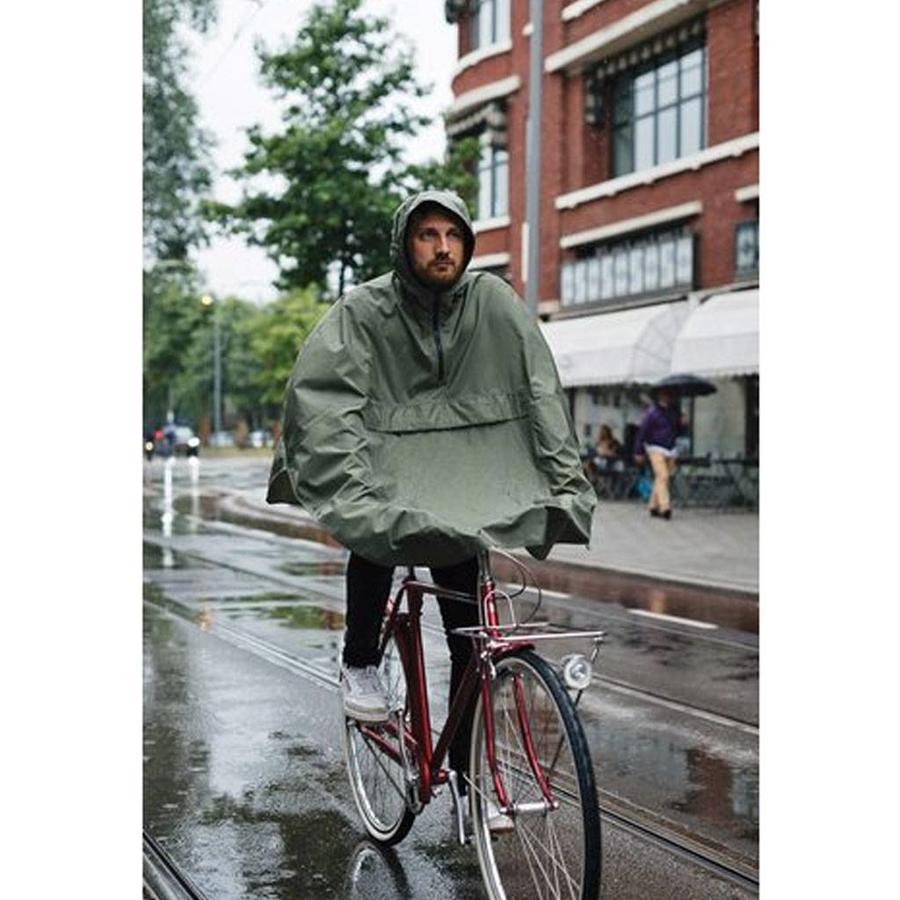 Grant Zwart Regenponcho