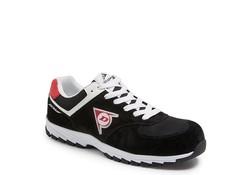 Dunlop Flying Arrow Zwart Lage Veiligheidssneakers S3 Uniseks