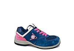 Dunlop Lady Arrow S3 Blauw Lage Veiligheidssneaker Dames