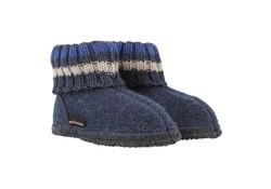Haflinger Paul Jeans Pantoffels Uniseks