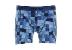 Garage Boxershort Hawai Blue Heren