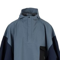 Urban Outdoor 2.5L Poncho Navy Dusty Blue One Size