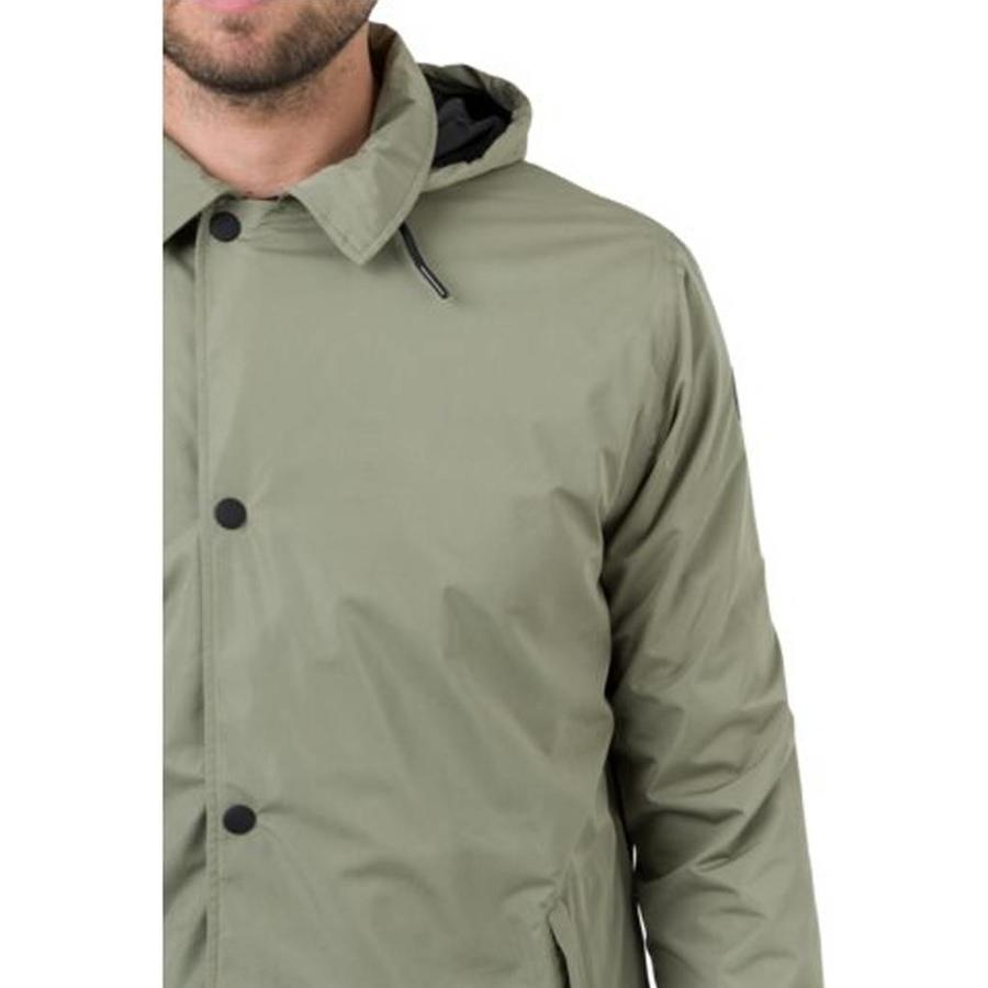 Urban Outdoor Coach Jacket Regenjas Pistachio Green Heren