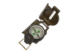 Homeij Peilkompas Groen Metaal Kompas
