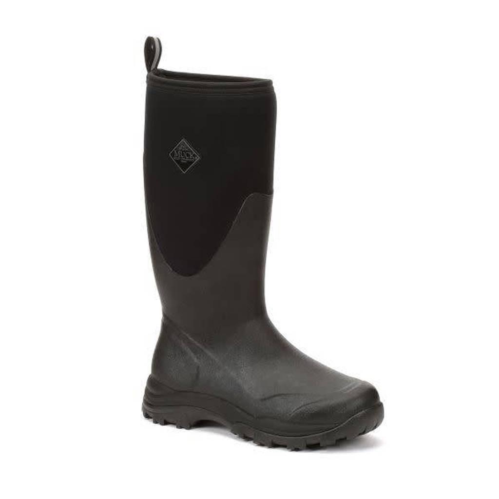 Muck Boot Arctic Outpost Tall Zwart Laarzen Heren