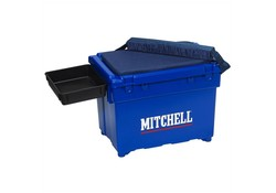 Mitchell Saltwater Seat Box Blue Viskist