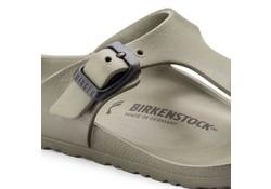 Birkenstock Gizeh EVA Khaki Slippers Uniseks